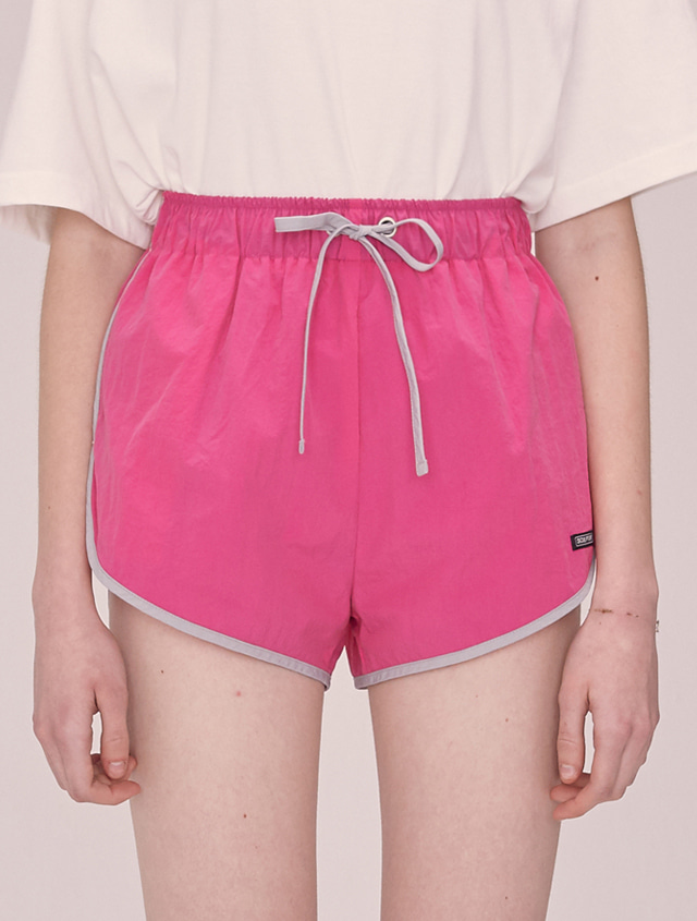 Comfy Dolphin Shorts [PINK ]