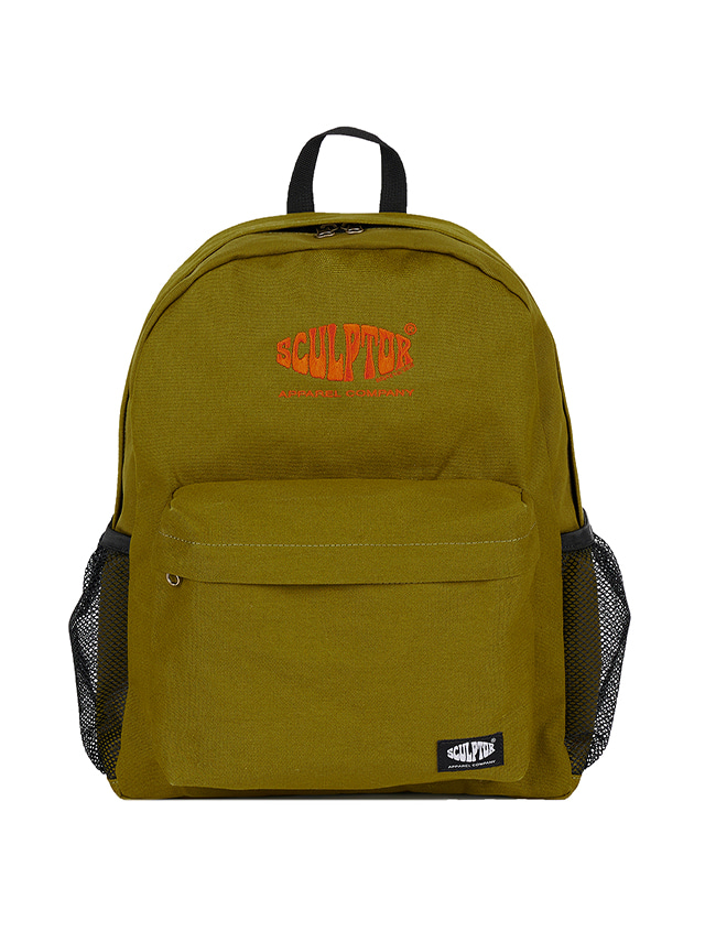 OXFORD BACKPACK [AVOCADO]