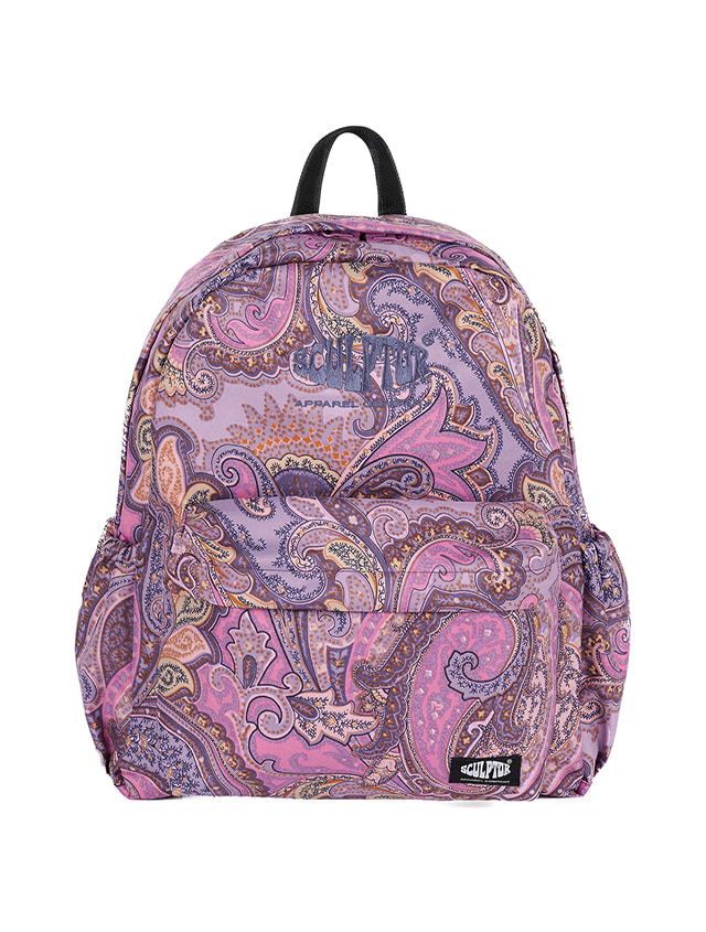 PAISLEY BACKPACK [PURPLE]
