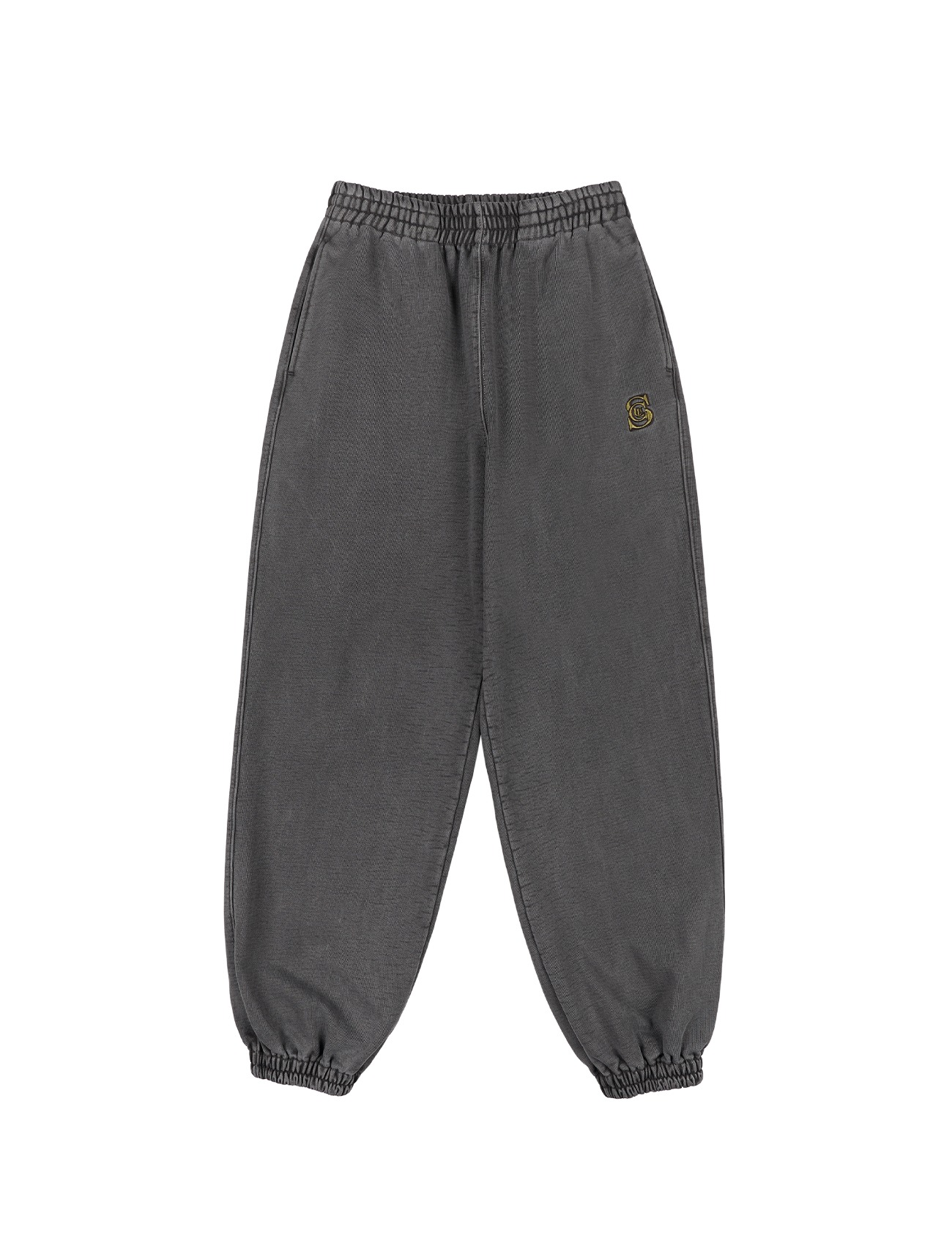 90's Logo Sweatpants Washed Charcoal