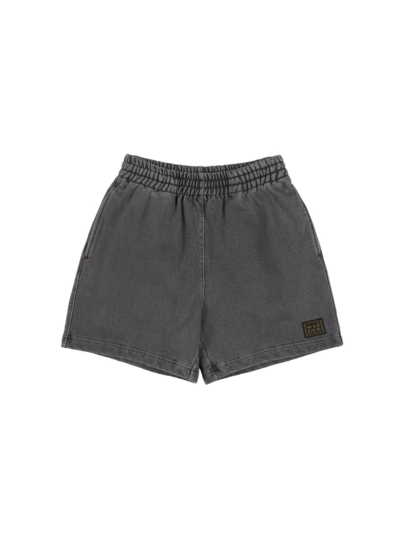 90's Logo Sweat shorts Washed Charcoal